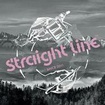Straight Line Tattoo